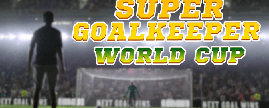 Super Goalkeeper – World Cup