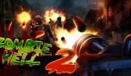 Zombie Hell 2- FPS Zombie Game