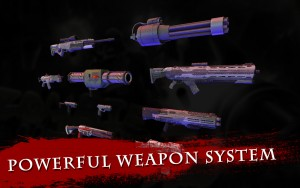 Powerful Weapon System