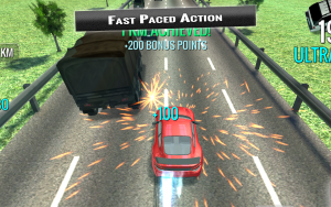fast pace actions